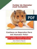 Livro Hamster Feliz