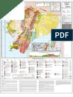 Mapa Geologico en Español 2011