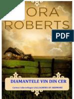 Nora Roberts - [Gallaghers of Ardmore 01] Diamantele Vin Din Cer [v1.0]