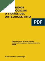 Recorridos Topológicos a través del Arte Argentino