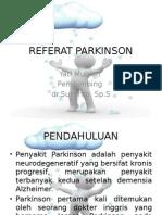 Referat Parkinson...