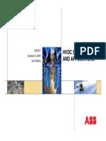 HVDC Tutorial 6 - Studies