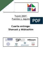 Shavuot y Midrashim