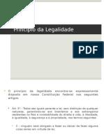 Principio Da Legalidade (1)