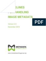 Image Metadata Handling-mwg_guidance