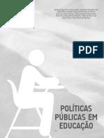 Livro Politicas Publicas Em Educacao Online (1) (1)
