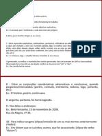 Aula 24 - Lingua Portuguesa - Prof Pamela Brandão