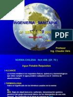 Is-05 Agua Normas