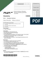 Aqa Chem1 Qp Jun14