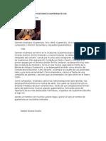 COMPOSITORES DE GUATEMALA