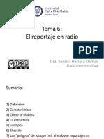 El Reportaje en Radio