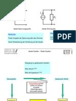 Elektrotechnik - Gesteuerte Quellen