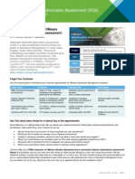 VMware VSphere Optimization Assessment QuickStart Guide