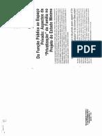 89 LUIZ EDSON FACHIN - Da Função Pública Ao Espaço Privado (Família)