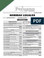 Boletín 26-07-2015 Normas Legales TodoDocumentos.info
