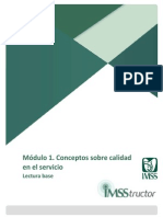 Conceptos Calidad Servicio Lectura Base.