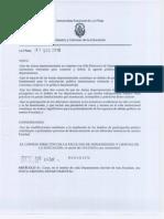 Reglamentacion de Las Juntas Asesoras Departamentales