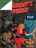 Thrilling Tales Adventure - The Mummy's Revenge