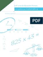Prueba Primaria Matematicas