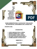 Derecho - COMO CONTRATAR CON EL ESTADO -