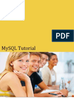 Mysql Tutorial en español