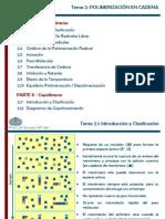 Tema 2 Polimerización en Cadena