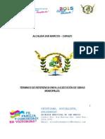 Tdr Rehabilitacion de Campos Deportivos