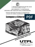 Trip Lengua y Literatura Distancia
