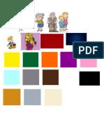 Colores y Familia