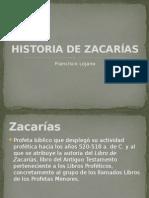 Historia de Zacarías