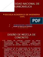 Diseño de mezcla de Concreto.ppt
