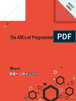 The ABCs of Programmatic