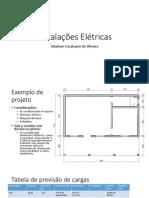 Instalacoes Eletricas 4- exemplo de projeto.pdf