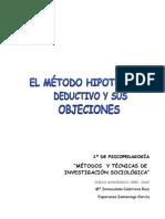 Método Hipotético-Deductivo (2)