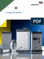 MPD 600 manual