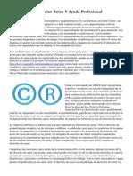 Los Derechos De Autor Retos Y Ayuda Profesional
