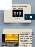 Luces Proyecto