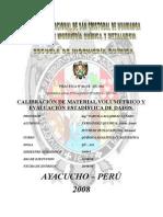 Calibración de Material Volumétrico y Evaluación Estadística de Datos - Práctica Nº 01