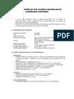 Analisis y Diseño de Una Vivienda Unifamiliar de Albañileria Confinada