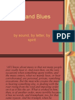 Jazz, Blues and Poetry