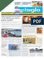 Edicion Impresa El Siglo 27-07-2015