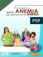 Rotafolio  Anemia Por Deficiencia de Hierro