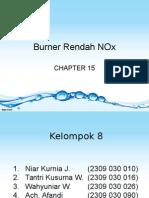 Presentasi Burner Rendah Nox