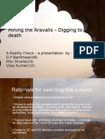 Final Aravalis 26 March