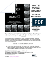 What is Textual Analysis(Free)