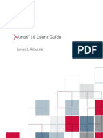 Amos 18 Users Guide