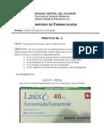 Fuentes de Informacion de Medicamentos