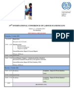 Provisional Programme ICLS 2013