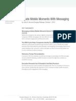 Forrester Study on mobile