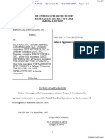 Beneficial Innovations, Inc. v. Blockdot, Inc. et al - Document No. 25